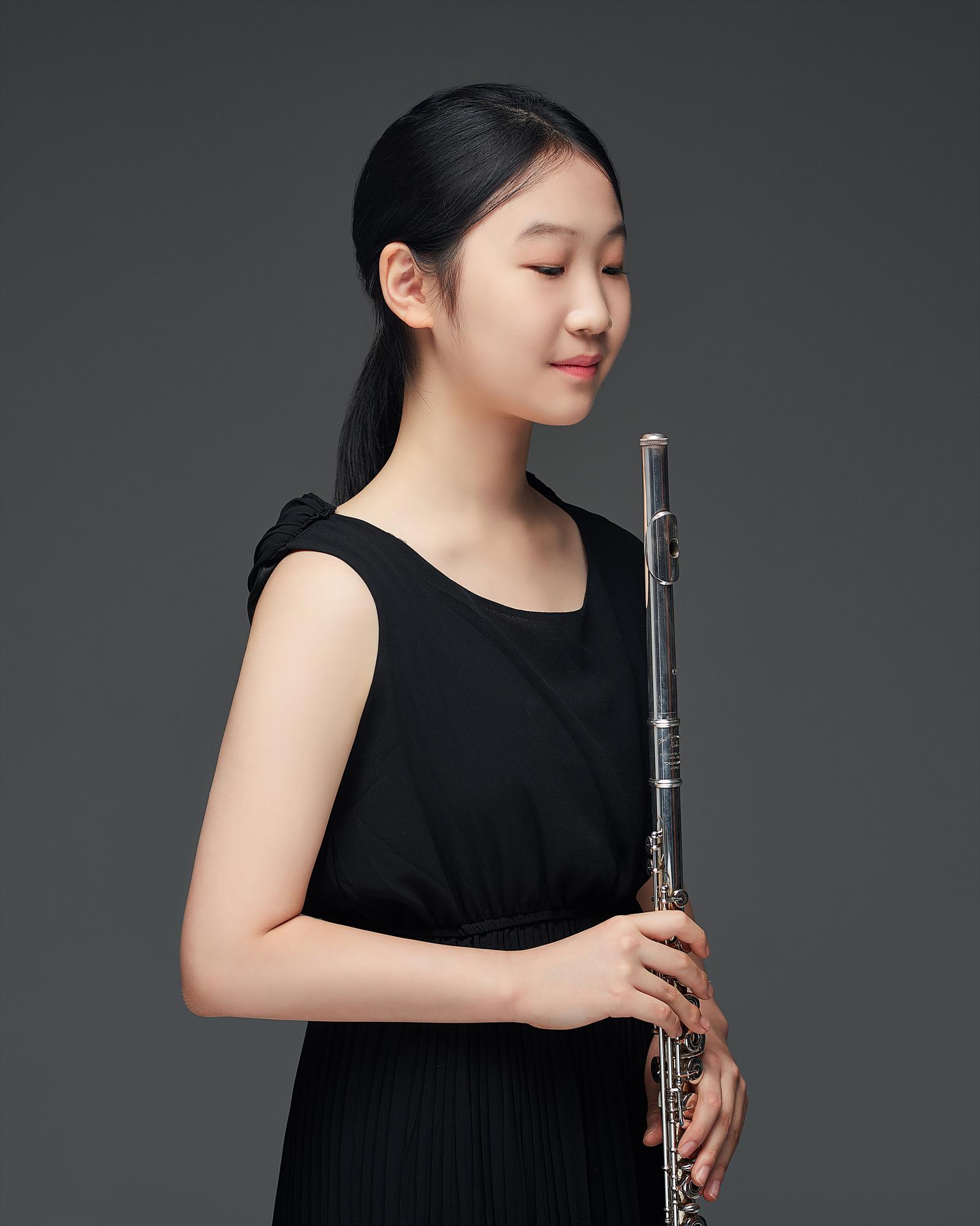 이경민, Flute