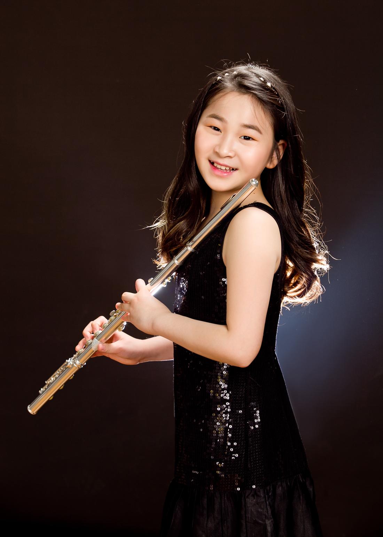 한혜린, Flute